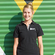 National Squad Nicole van Wyk